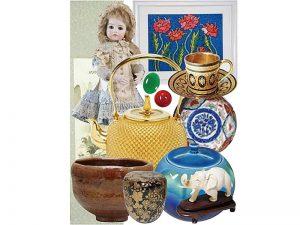 骨董品出張買取の画像