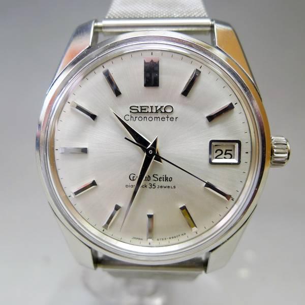 グランドセイコー セカンド 腕時計 5722-9990 Grand Seiko