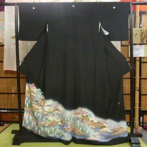 世田谷の黒留袖の買取例