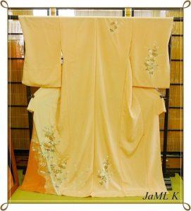 世田谷の着物の買取例