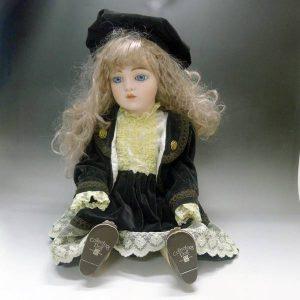 コレクターズドール Collectors Doll ビスクドール CD-132 人形