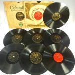 SPレコード SP盤 義太夫 豊竹呂昇 ニッポンホン ビクター コロンビア ROYAL RECORD 片面盤