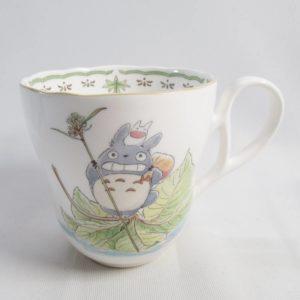 ノリタケ NIBARIKI  となりのトトロ コーヒーカップ2